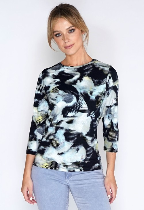 Bicalla Shirt Fancy Print
