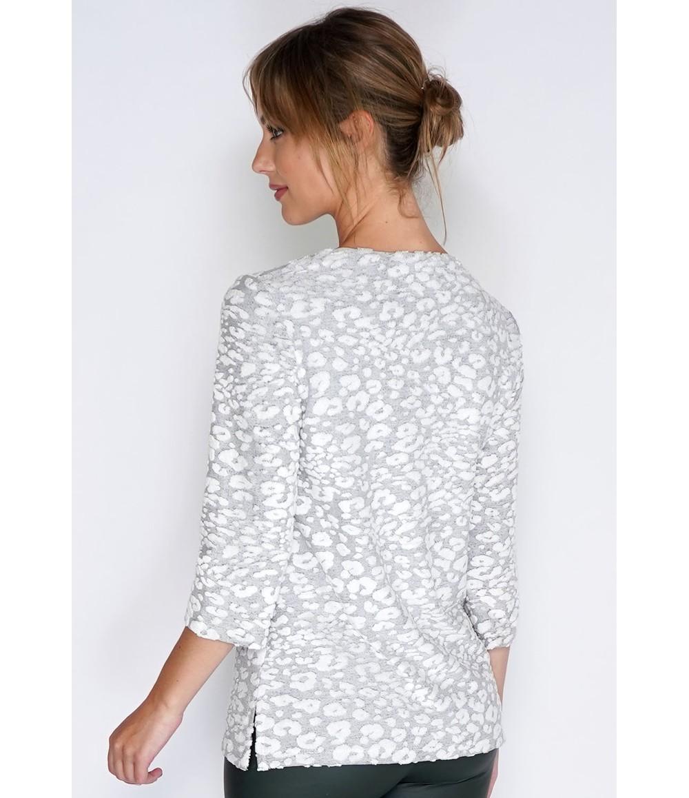 Bicalla Shirt Animal Print