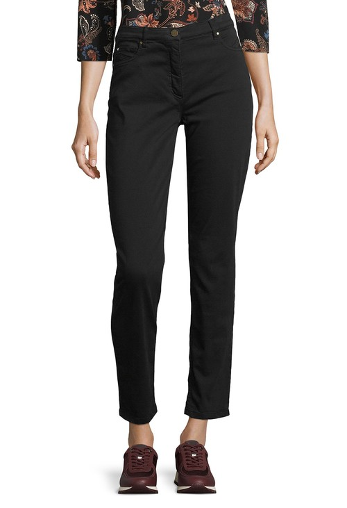 Betty Barclay Black Perfect body trousers