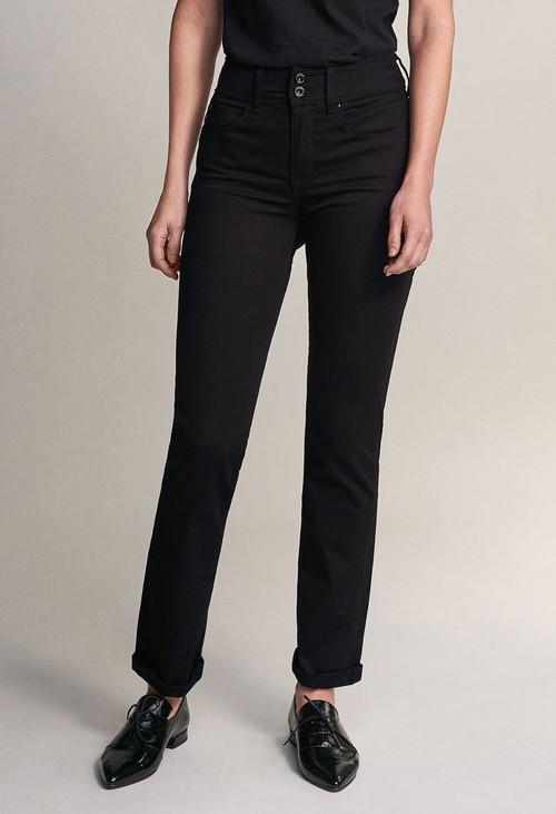 Salsa Jeans PUSH IN SECRET SLIM TRUE BLACK JEANS (30 Leg)