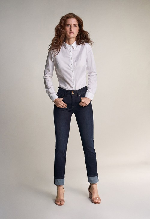 Salsa Jeans SECRET PUSH IN SLIM JEANS IN DENIM (30 Leg)