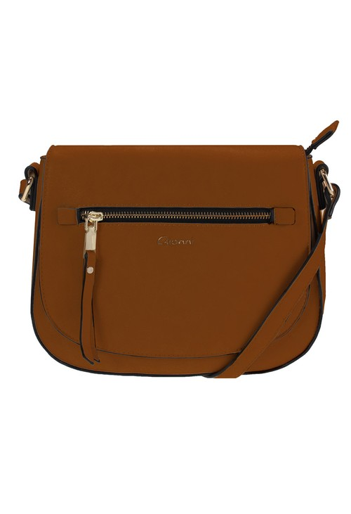 Gionni Lille Front Zip Saddle Bag
