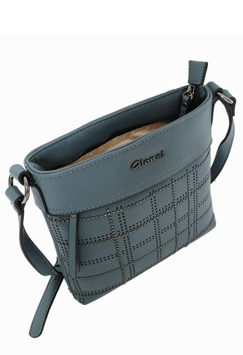Gionni Studded Crossbody Bag