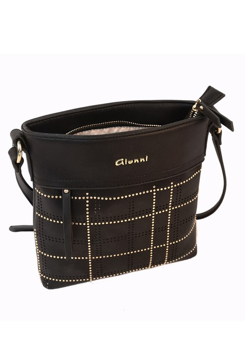 Gionni Studded Crossbody Bag