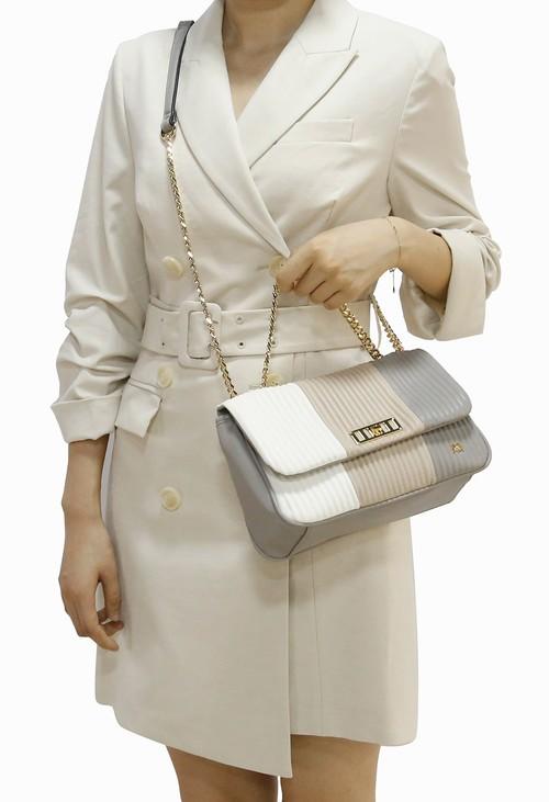 Gionni Colour Block Satchel Bag