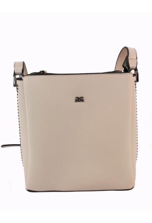 Gionni Beige Crossbody Bag