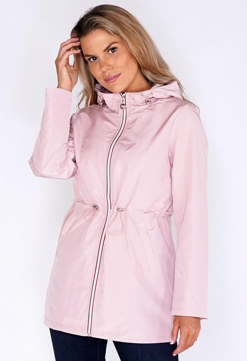 Pamela Scott Lightweight Pink Raincoat