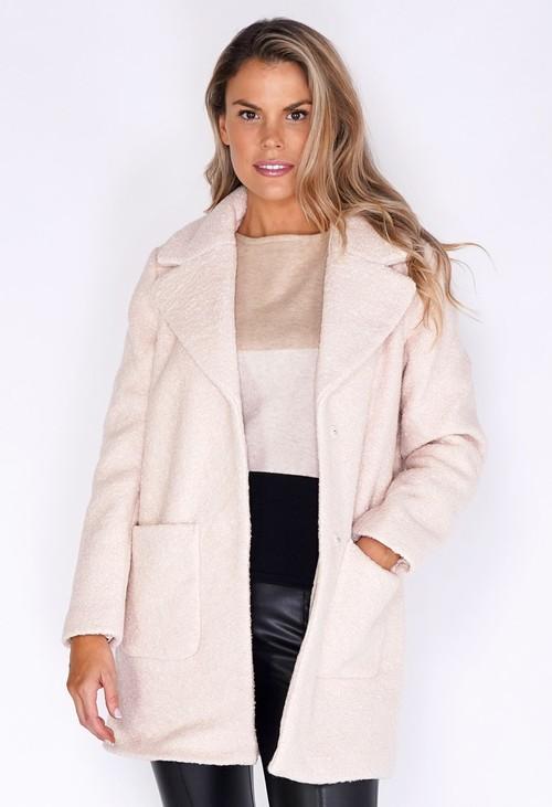 Pamela Scott Teddy Coat