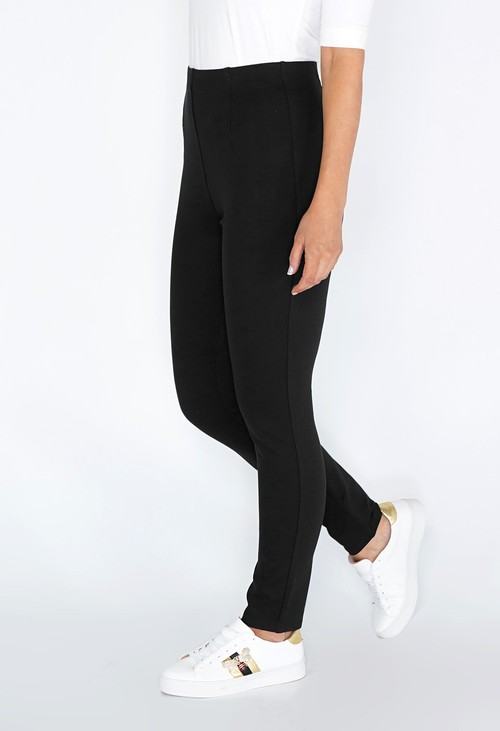 Sophie B Easy Pull on Black Leggings
