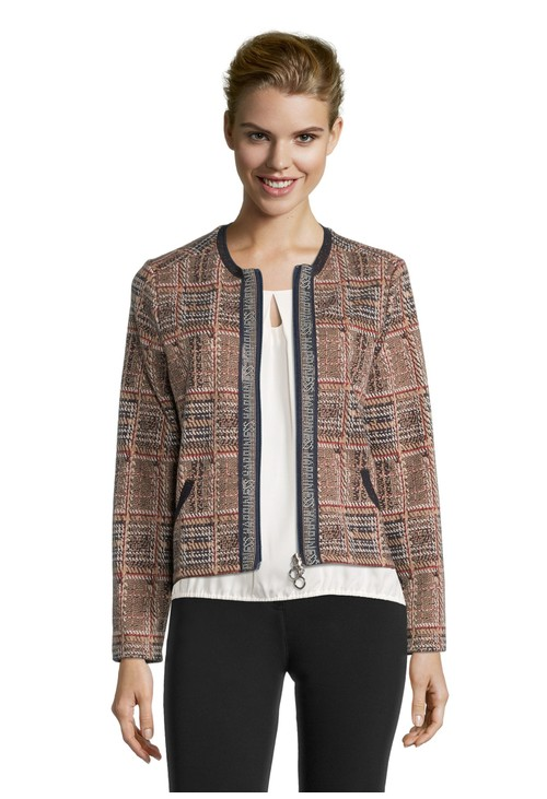 Betty Barclay Zip Up Jacket