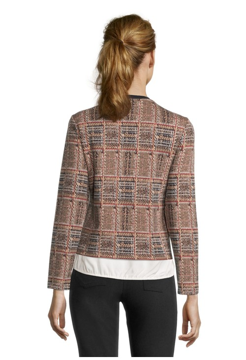 Betty Barclay Zip Up Jacket