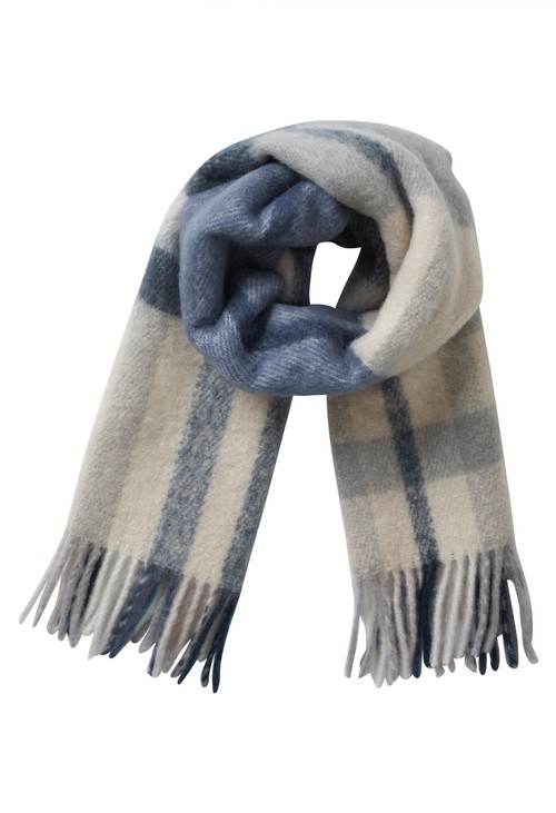 Betty Barclay Check Scarf