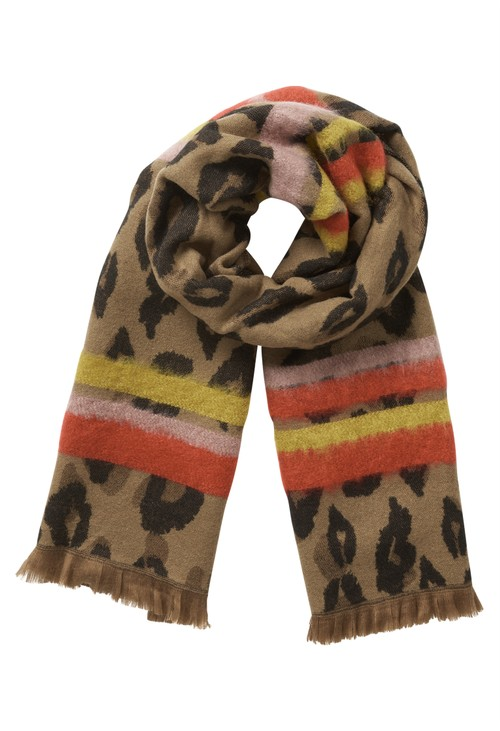 Betty Barclay Printed Winter Scarf