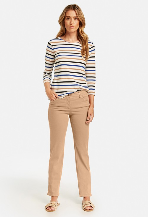 Gerry Weber 5-pocket trousers Best4me