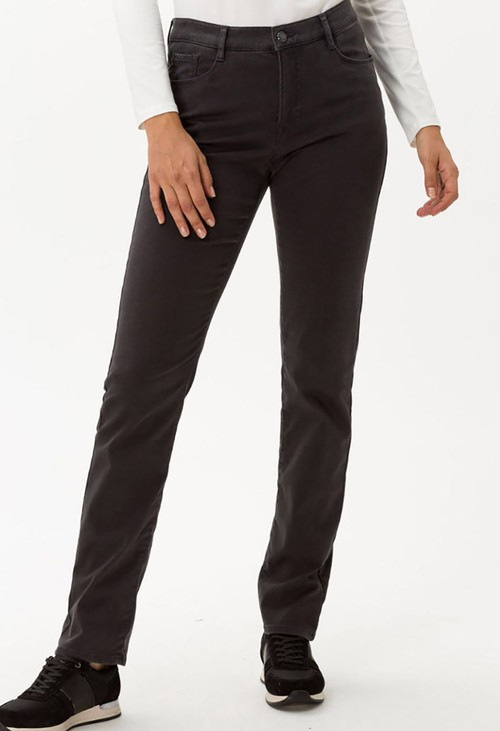 Brax Grey Mary Jeans in Short Leg