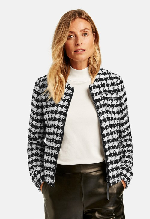 Gerry Weber Hounds Tooth Blazer