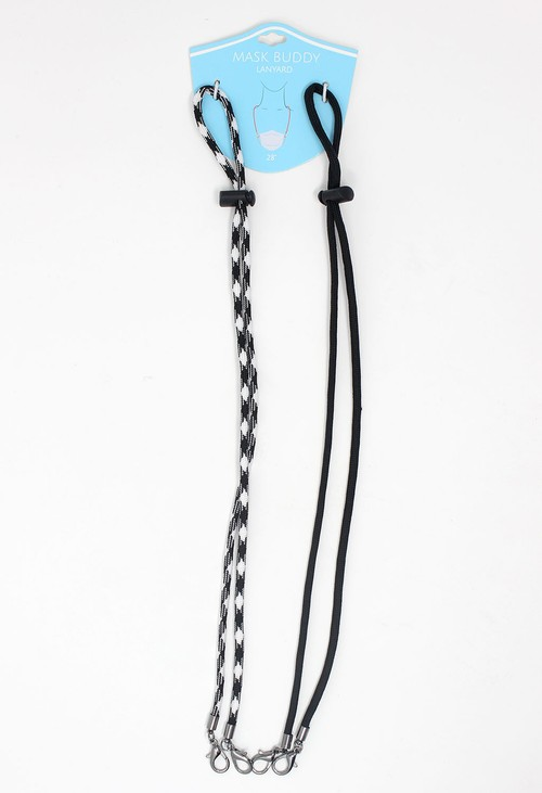 Healthcare Mask Buddy Lanyard 2 Pack
