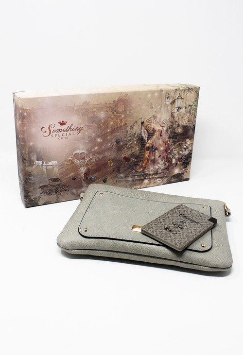 Something Special Grey Clever Clutch Set