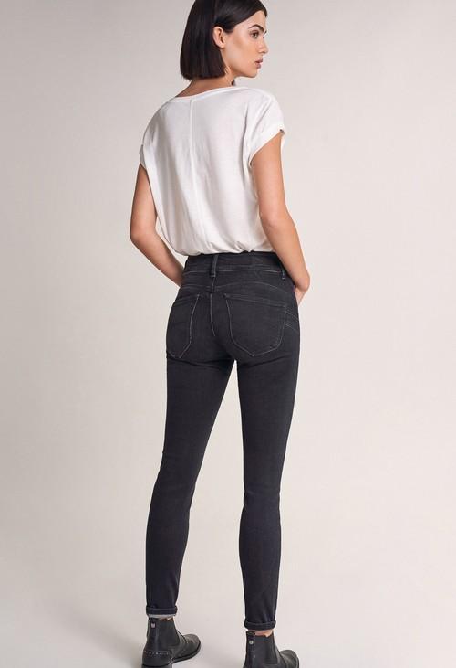 Salsa Jeans Push in Secret Skinny Dark Jeans