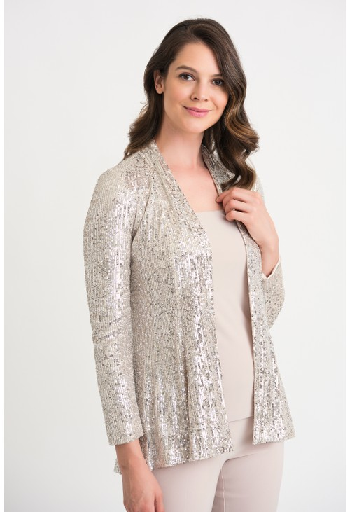 Joseph Ribkoff Sequin Cover Up