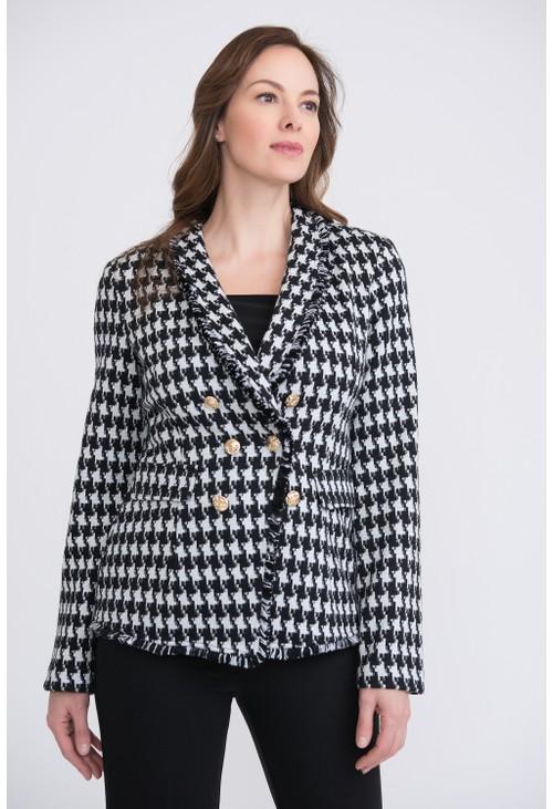 Joseph Ribkoff Tweed Jacket