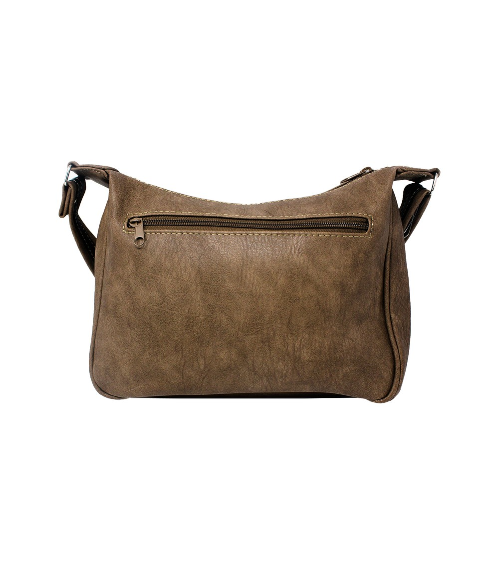 Pamela Scott Pocket Detail Bag