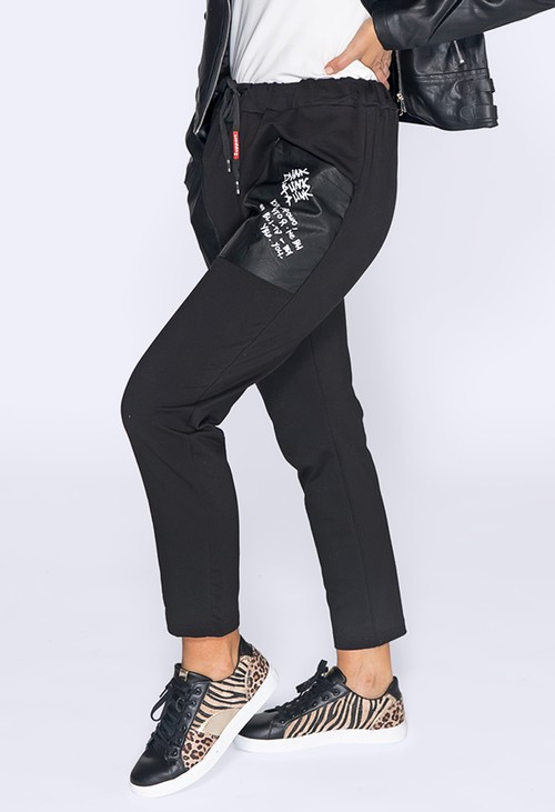 Pamela Scott Punk Joggers
