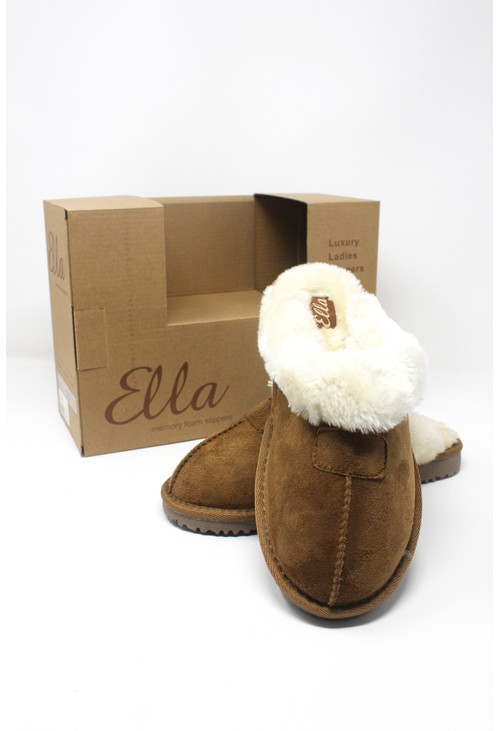 Ella JILL LADIES SLIPPERS