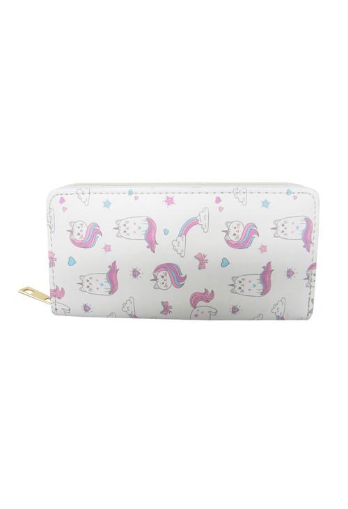 Pulse & Sparkle Unicats Wallet