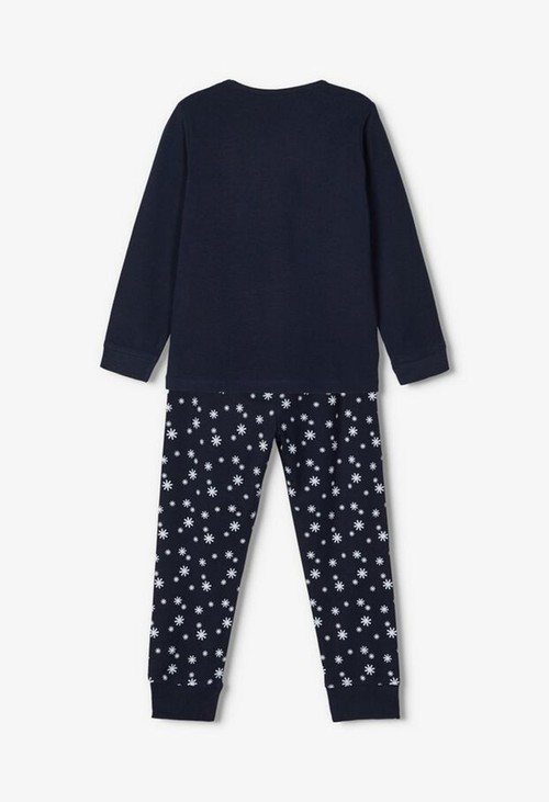 PS Kids Dark Sapphire Peppa Pig Nightwear