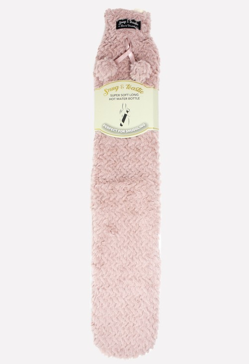 Something Special Pink Extra Long Hot Water Bottle