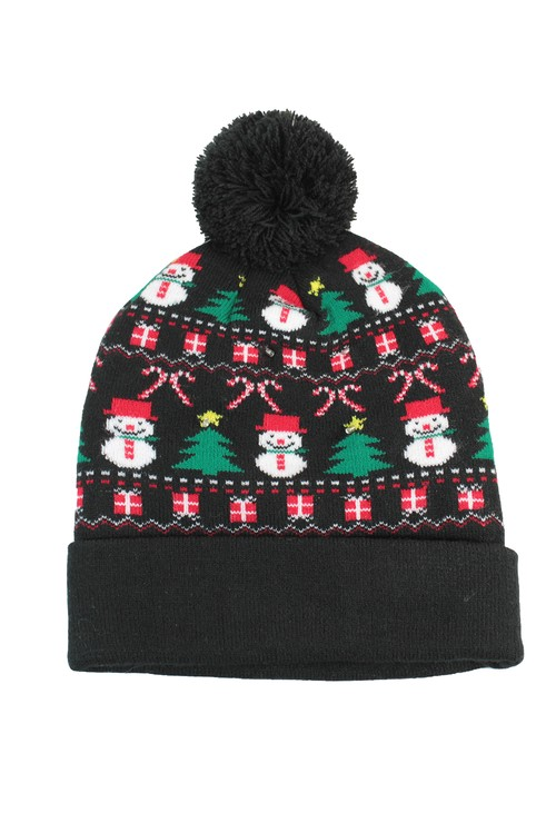 Something Special CHRISTMAS KNIT LED HAT