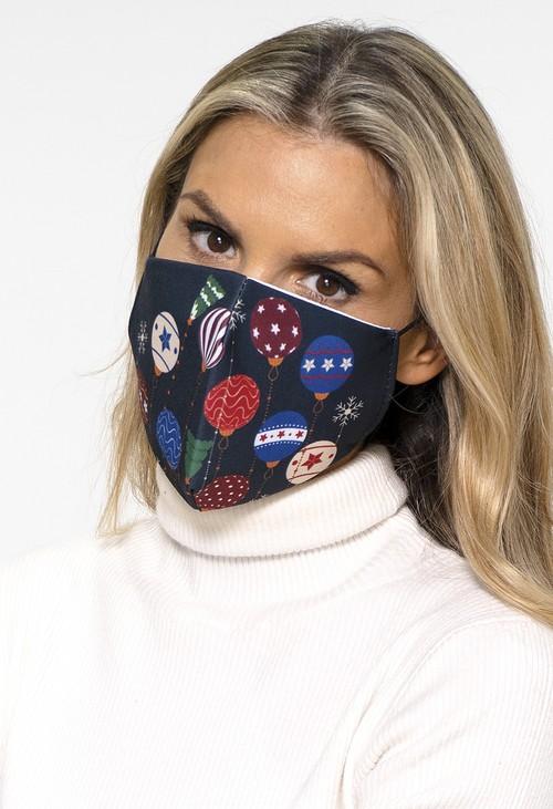 Lonkel Christmas printed mask