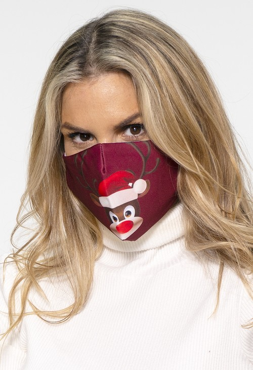 Lonkel Christmas printed mask