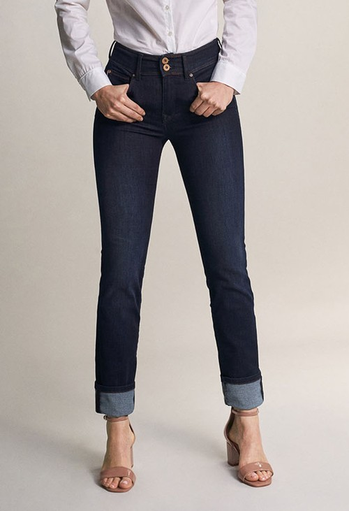 Salsa Jeans SECRET PUSH IN SLIM JEANS IN SOFT TOUCH (30 Leg)