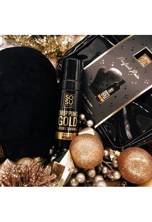 Beauty SOSU by Suzanne Jackson | PERFECT PAIR | ULTRA DARK MOUSSE