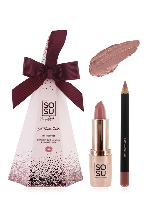 Beauty SOSU by Suzanne Jackson |  LET THEM TALK... LIP DECORATION | BIRTHDAY SUIT - Pre Order 5th Dec