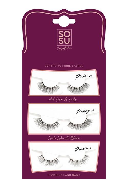 Beauty SOSU by Suzanne Jackson | Pure Lash Collection Trio Set