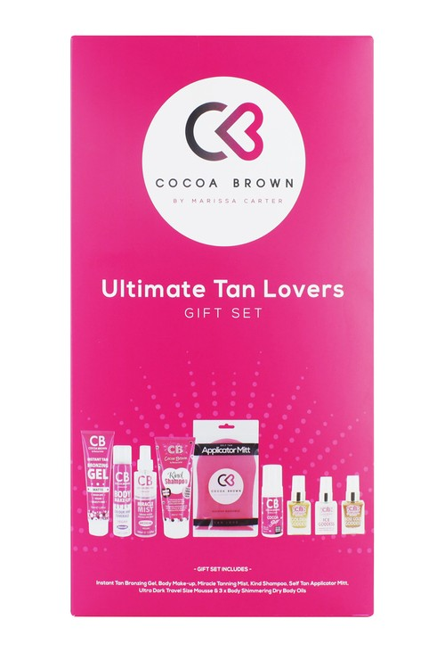 Beauty Cocoa Brown | Ultimate Tan Lovers Gift Set