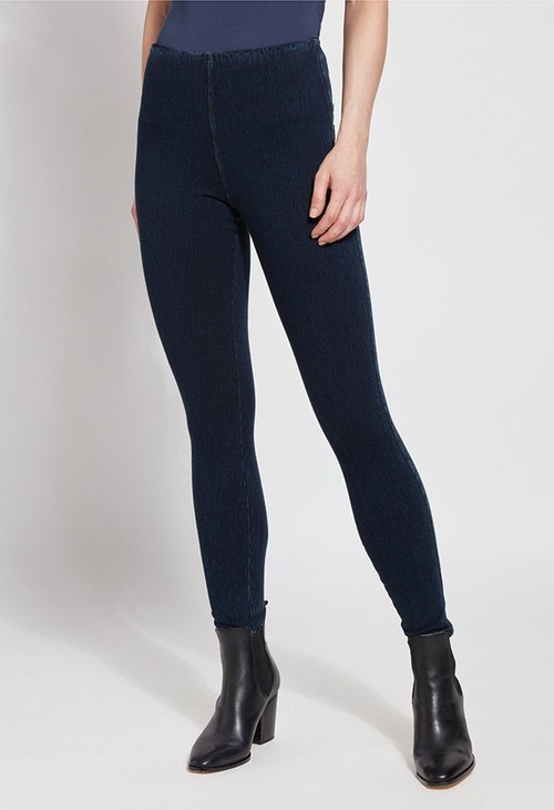 Lysse Leggings Indigo Denim Leggings