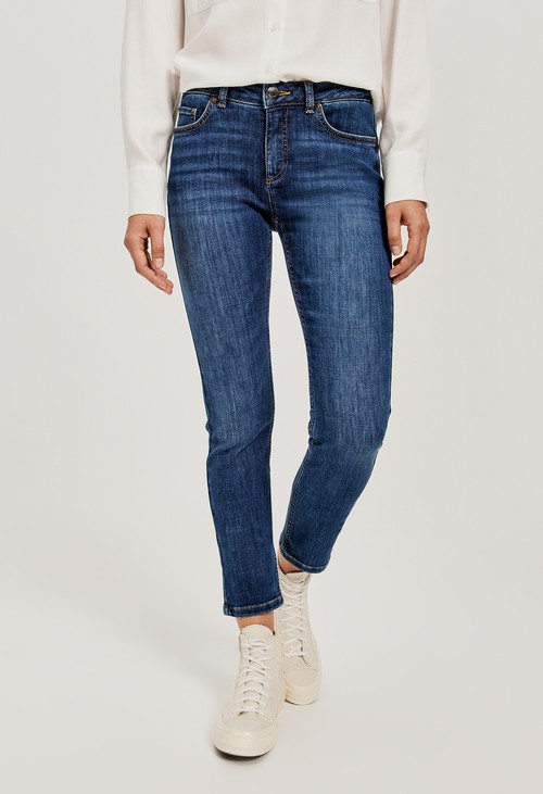 Opus Strong Blue Elma Jeans