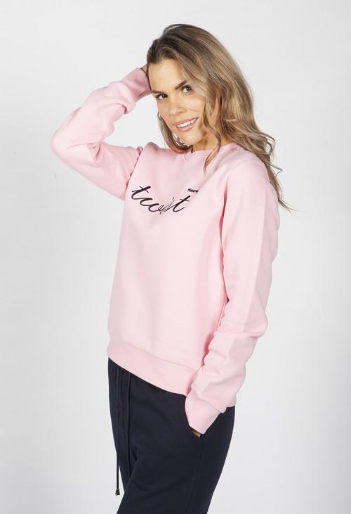 Twist Rose Twist Sweatshirt