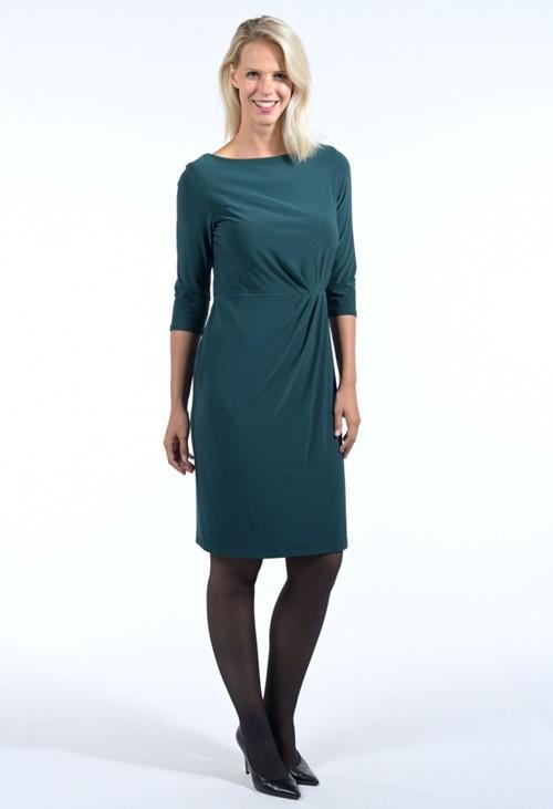 Joseph Ribkoff Dark Green Dress