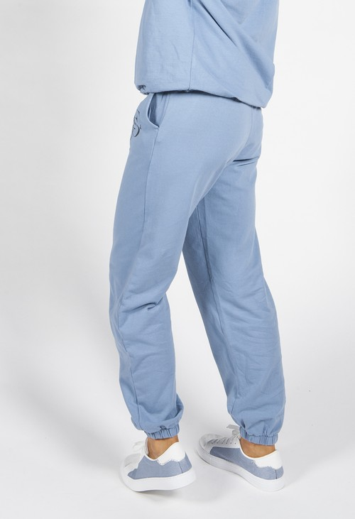 Zapara Corn Flower Blue Love Joggers