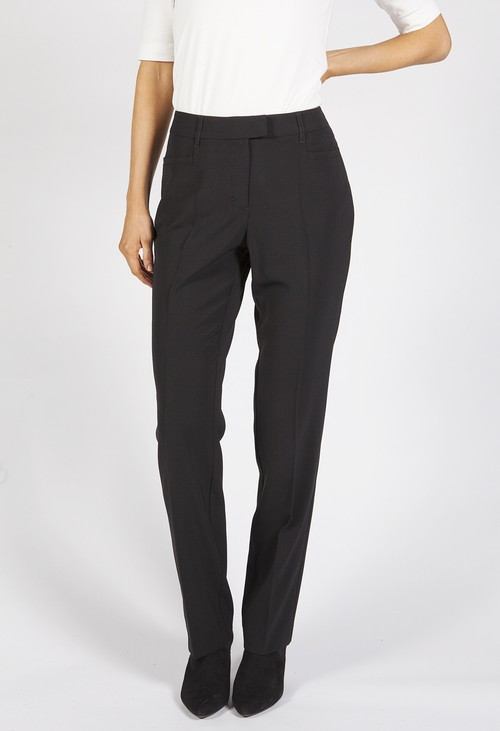 Betty Barclay Black Tailored Trousers