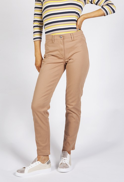 Betty Barclay Beige Basic Jeans