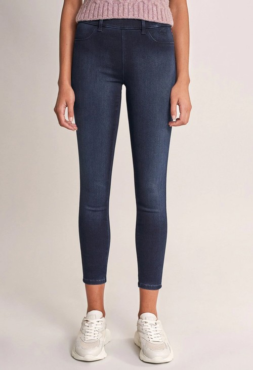 Salsa Jeans 28 Leg Push Up Wonder Medium Waisted Capri Jeggings