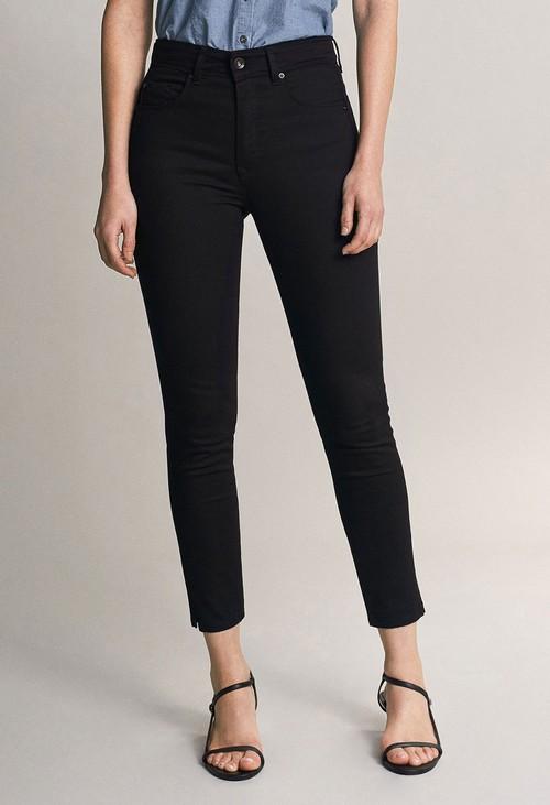 Salsa Jeans 30 Leg Black Secret Glamour Capri