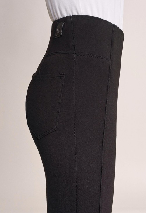 Salsa Jeans High Waisted Black Jeggings