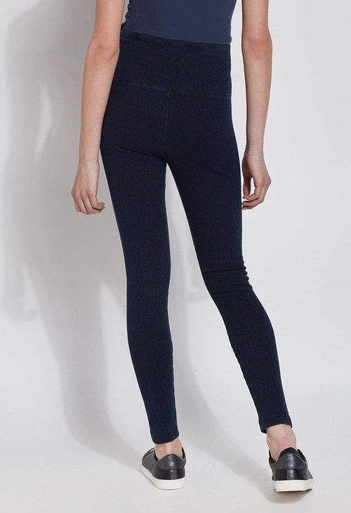 Lysse Leggings Dark Denim Leggings